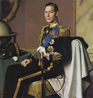 Vua George VI Anh quốc
