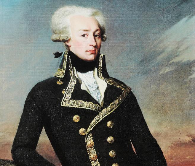 Hầu Tước De  Lafayette