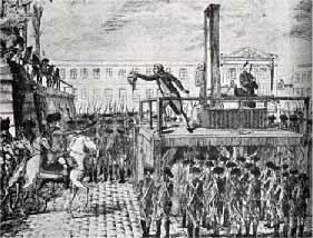 Vua Louis 16 với  Louis Capet, đã chết trên  máy chém guillotine vào ngày 21-1-1793 tại Quảng Trường La Concorde.