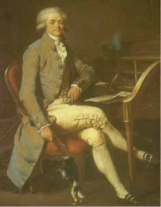 Maximilien Robespierre (1758-94), đã đưa lên máy chém mấy chục ngàn người