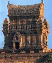 Ngôi đền Pô-Kluang Garai ở Phan Rang