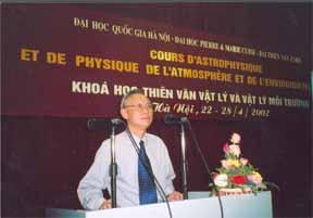 interfero - Tiểu sử nhà thiên văn Nguyễn Quang Riệu